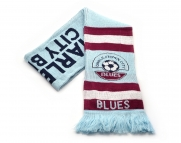 Charlestown City Blues Scarf